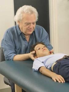 Dr. John & child